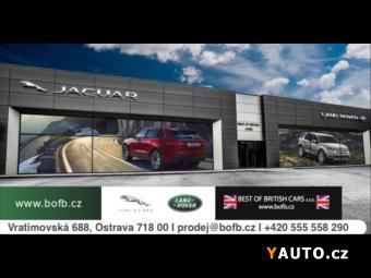 Prodám Land Rover Range Rover Evoque 2,2 TD4, ČR, 1. Maj, DPH, Dynamic
