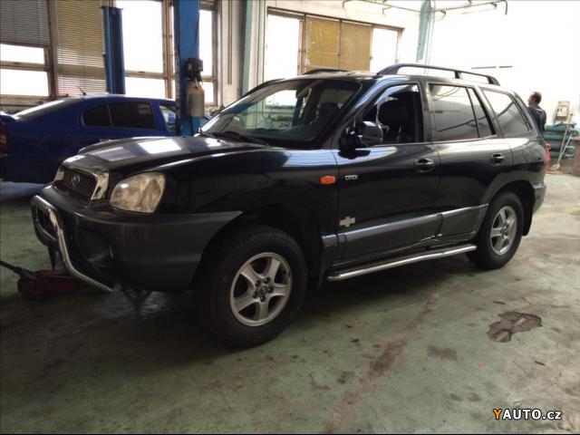 Prodám Hyundai Santa Fe 2,0 CRDI 4X4 COUNTRY