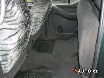 Prodám Nissan Navara 2,5 D 4X4 LE DOUBLE CAB