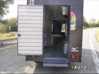 Prodám Iveco 2,5 MINONZIO Pojízdná Prodejn