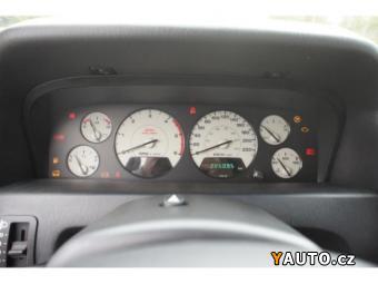 Prodám Jeep Grand Cherokee 2.7 CRD 120 Kw LIMITED Původ I