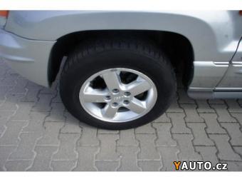 Prodám Jeep Grand Cherokee 2.7CRD 120 Kw OVERLAND Původ I