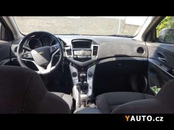Prodám Chevrolet Cruze LTE LPG
