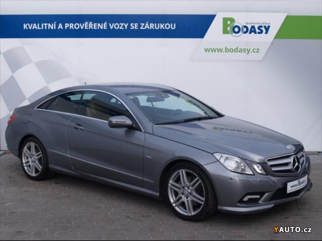 Prodám Mercedes-Benz Třídy E 1,8 250 CGI AMG OPTIKA