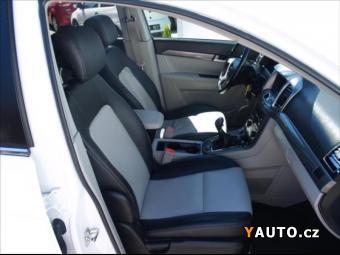 Prodám Chevrolet Captiva 2,2 D 4X4 LTZ ČR