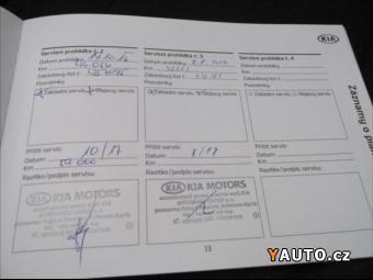 Prodám Kia Soul 1,6 ČR AUTOMAT ZÁRUKA SERVISKA