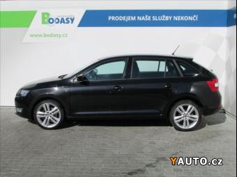 Prodám Škoda Rapid 1,6 TDI DSG AMBITION