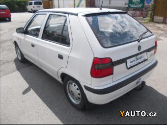 Prodám Škoda Felicia 1,3 LX ČR