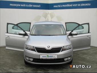 Prodám Škoda Rapid 1,6 TDI ELEGANCE VÝHŘEV. SEDAD