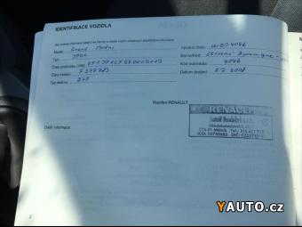 Prodám Renault Modus 1,2 16V GRAND AUTHENTIQUE ČR