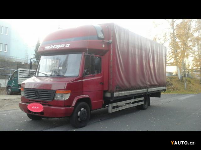 Prodám Mercedes-Benz Vario 815 D