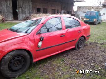 Prodám Škoda Octavia 1.6i sr 74kw