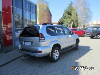 Prodám Toyota Land Cruiser 3,0 Sol Sol 05