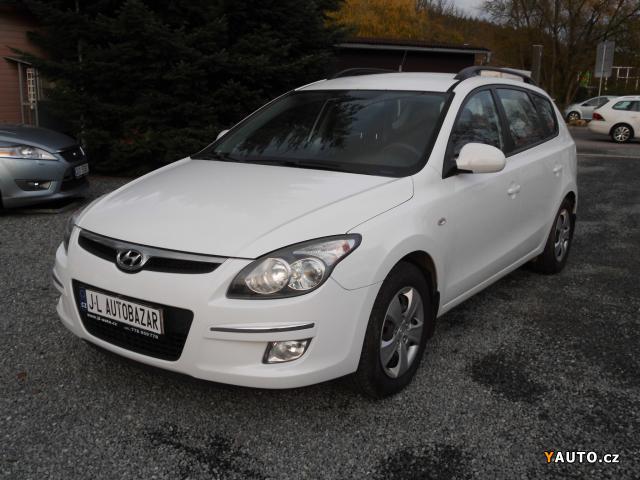 Prodám Hyundai i30 1.6i 93kW