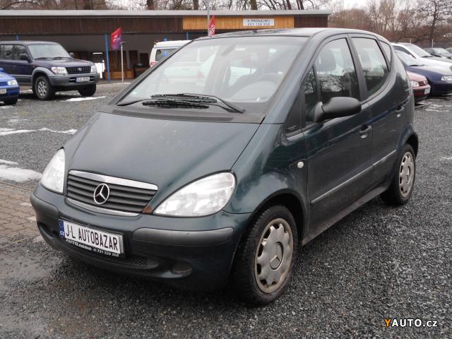 Prodám Mercedes-Benz Třídy A 1.4i 60kW