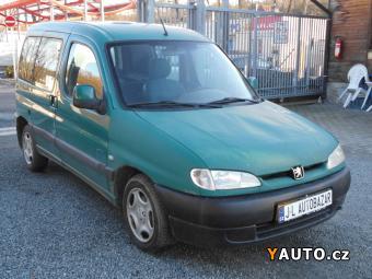 Prodám Peugeot Partner 1.9D 51kW