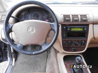 Prodám Mercedes-Benz Třídy M 270CDI