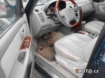 Prodám Hyundai Terracan 2.9CRDi 120kW