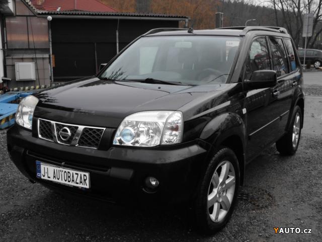 Prodám Nissan X-Trail 2.2CDi 100kW