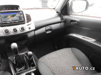 Prodám Mitsubishi L200 2.5 DI-D 131kW