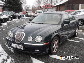 Prodám Jaguar S-Type 3.0 V16 175kW