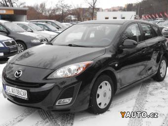 Prodám Mazda 3 1.6i 77kW