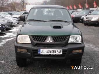Prodám Mitsubishi L200 2.5TD 4WD 85kW