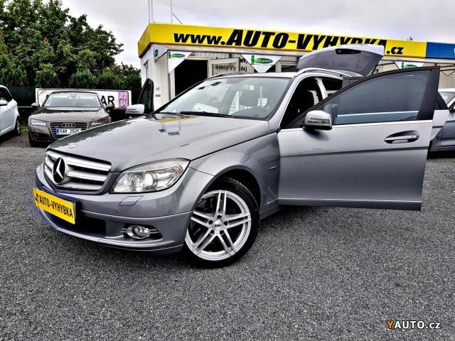 Prodám Mercedes-Benz Třídy C C 320CDi 4Matic, ČR, 1. majitel, X