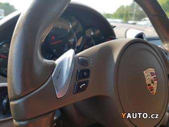 Prodám Porsche Cayenne 3.0 Diesel 94000KM 1. majitel, Č