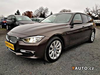 Prodám BMW Řada 3 318D Modern-line, Xenon, Navi