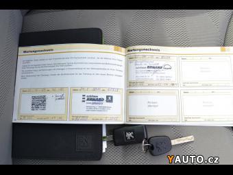 Prodám Peugeot 308 1,6 THP Servisní kniha, Panora
