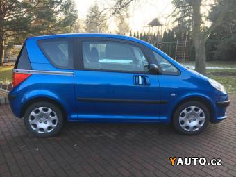 Prodám Peugeot 1007 1,4i 65kw