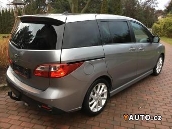 Prodám Mazda 5 1,6D 85kw 7-míst Sportline