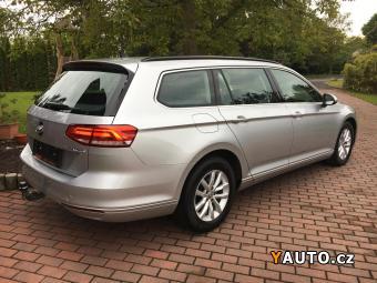 Prodám Volkswagen Passat 2.0Tdi 110kw Navigace