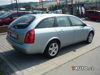 Prodám Nissan Primera 1.8i Wagon