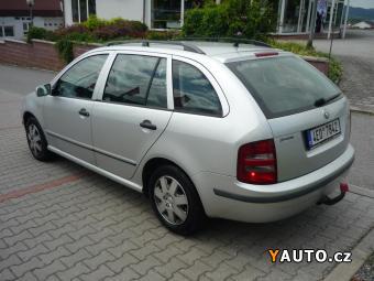 Prodám Škoda Fabia 1.9 SDI Classic Combi