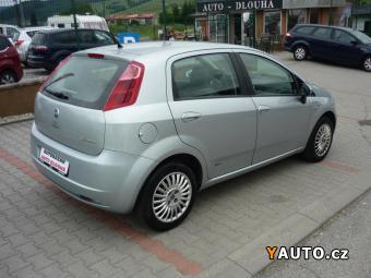 Prodám Fiat Grande Punto 1.4 Dynamic