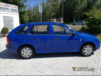 Prodám Škoda Fabia 1,4 16V Kombi LIFE