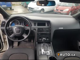 Prodám Audi Q7 3,0 TDI ČR odpočet DPH Q7 TD