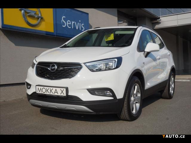 Prodám Opel Mokka 1,4 T 88kW 16V SMILE