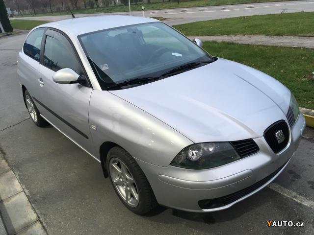 Prodám Seat Ibiza 1.9 TDi ASZ 96kW