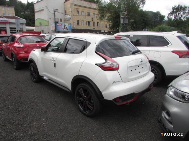 Prod m nissan juke 1 6 automat navigace 18 prodej for Nissan juke tempomat