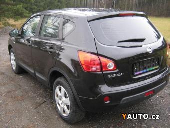Prodám Nissan Qashqai 1,6i