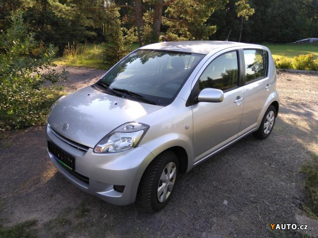 Prodám Daihatsu Sirion 1,0,klima