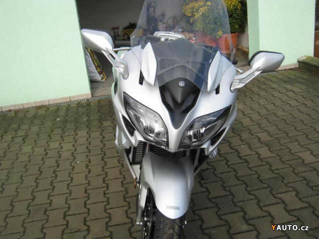 Prodám Yamaha FJR 1300AE