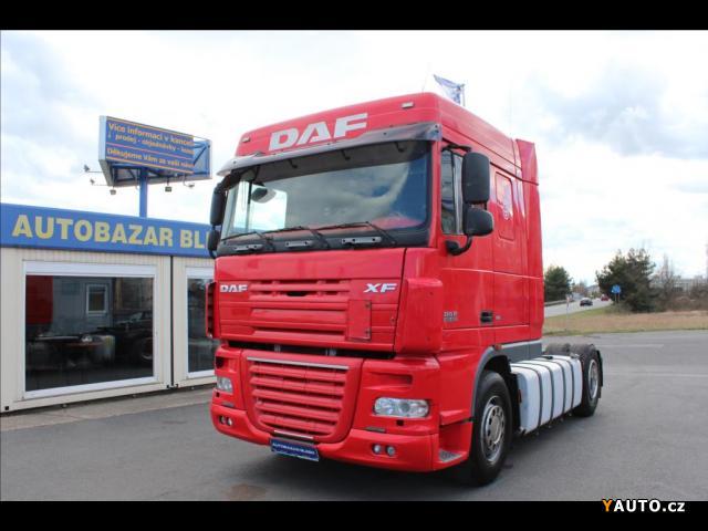 Prodám DAF XF105.460 AUTOMAT HYDRAULIK XE