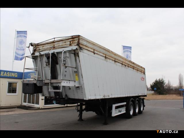 Prodám Fliegl DHKS 350 SAF zvedací náprava 5