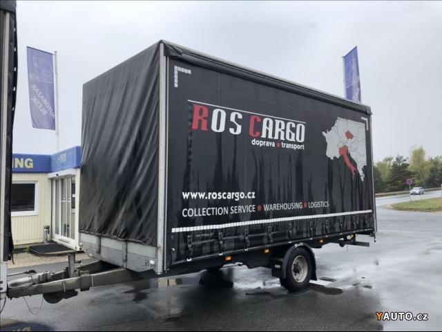 Prodám Agados Dona 55 3,5t přívěs pro nákladní