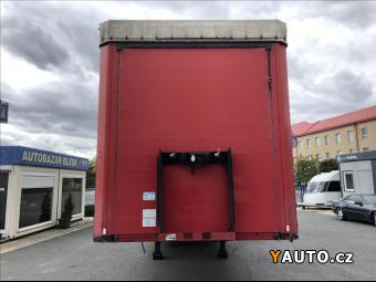 Prodám Kögel SN 24P90 BPW pneu 90% návěs p