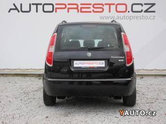 Prodám Škoda Roomster 1.4i 63kW STYLE ALU KLIMA